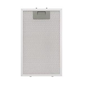 Maščobni filter iz aluminija, 20,7 x 33,9 cm, dodatni filter, filter za zamenjavo