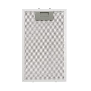 aluminium vetfilter 20,7 x 33,9 cm vervangend filter reservefilter