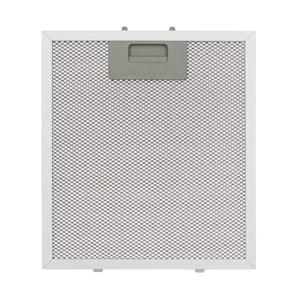 Alumínium zsírszűrő, 23 x 25,7 cm, csereszűrő, tartalék szűrő, kiegészítő