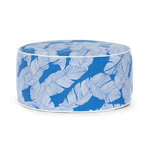 Cloudio Hockeraufblasbar 55 x 28 cm (ØxH) PVC/Polyester blau