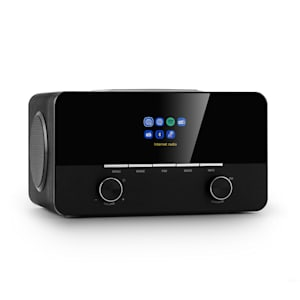 Connect 150 SE 2.1 Internet Radio DAB / DAB + / PLL-FM Spotify BT Black