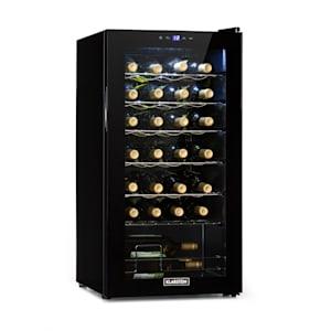 Shiraz 28 Uno Weinkühlschrank 74l 28Fl Touch-Bedienfeld  5-18°C