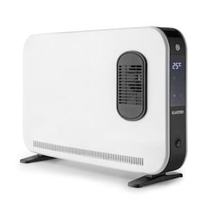 Baltrum, elektrický ohřívač, konvektor, 2000 W, volně stojící, bílý