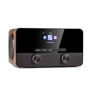 Connect 100 SE SE Internet Radio Media Player Bluetooth WLAN USB AUX Line Out