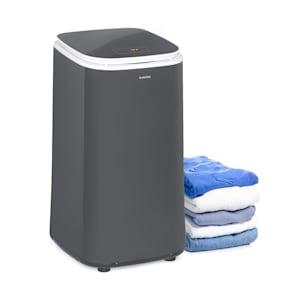 Zap Dry, sušička prádla, 820 W, 50l, dotykový ovládací panel, LED display, černá