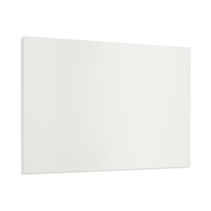 Klarstein Wonderwall Air Infinite, grzejnik promiennikowy na podczerwień, 90 x 60 cm, 580 W, montaż ścienny, FB, biały