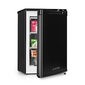 Garfield XXL Eco Gefrierschrank Tiefkühler | Energieeffizienzklasse A++ | 81 Liter Gesamtvolumen | 3 durchsichtige Boxen | Thermostat mit 3 Stufen | höhenausgleichende Füße | 39 dB