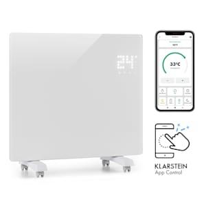 Bornholm Single Smart Konvektionsheizgerät 1000W App-Steuerung