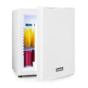 Happy Hour 25, minibar, 25 l, 5–15°C, energetická třída B, tichý, 0 dB, LED světlo, bílý