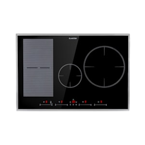 Delicatessa 77 Hybrid Prime, piano cottura a incasso, induzione, 4 zone, 7000W