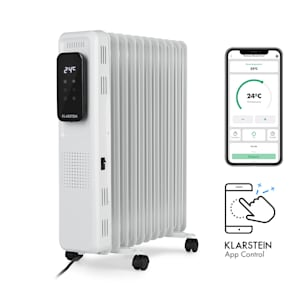 Thermaxx Elevate Smart Ölradiator 2720W 7-35 °C 24h-Timer App-Steuerung