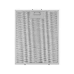 Filtre à graisse pour hottes aspirantes 26x32cm accessoire filtre de rechange aluminium
