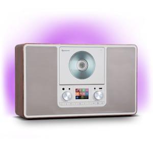 Scala VCD-IR Internetradio WLAN CD BT MP3 DAB+ UKW Radio
