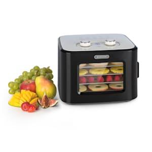 Tutti Frutti, сушилня за хранителни продукти, 400 W, 35 – 80 °C, 8 литра