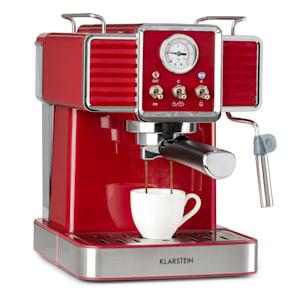 Gusto Classico, espresso kávovar, 1350 W, tlak 20 bar, nádrž na vodu: 1,5 litru