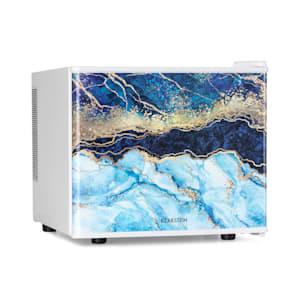 Pretty Cool, hűtőszekrény kozmetikumokra, Abstrakt, 17 literes, 50 W, 1 polc