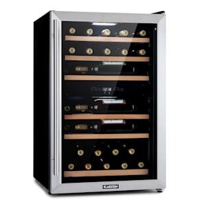 Vinamour 37 Duo, lednička na víno, 2 chladicí zóny, 112 litrů, 37 lahví