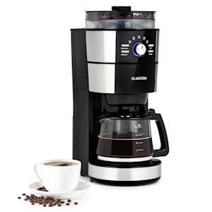 Grind & Brew Coffee Maker 900-1000W 10cups 1-litre tank Grinder