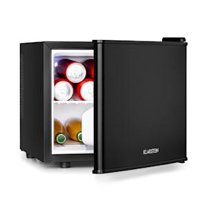 Geheimversteck, mini hűtőszekrény, 2 hűtőfelület, 17 literes, 26 dB, termoelektromos