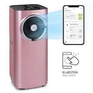 Kraftwerk Smart 12K, klimatizace, 3 v 1, 12.000 BTU, ovládání pomocí aplikace, dálkové ovládání