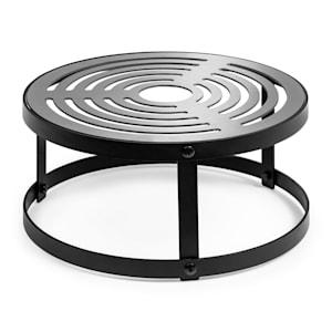 Firebowl Savage Grill Grillaufsatz Ø 30 cm Carbon Stahl