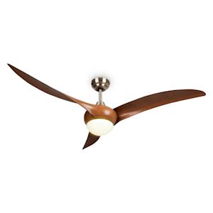"""Monteverde, stropni ventilator, stropna svetilka, 52"""", 8376 m³/h, 3 lopatice"""