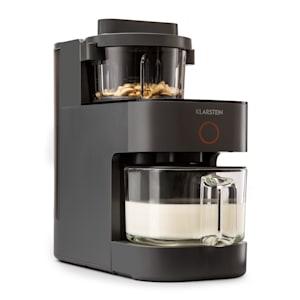 Marcia Milk Maker Milkshake Maker mixeur | pour 300-1200 ml | technologie de chauffage à 360° | moulin à café superfin | lame à 4 maillons | stérilisation à haute température | autonettoyage | commande tactile | boutons éclairés | réservoir d'eau amovible
