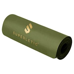 Deva , tapis de gymnastique, 180 x 1,5 x 60 cm mousse NBR, anti-dérapante avec courroie de portage