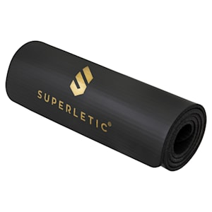 Deva, tapis de gymnastique, 180  x 1,5x 60 cm, mousse NBR anti-dérapant, avec courroie de portage