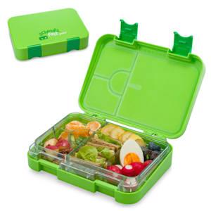 Lunchbox schmatzfatz junior 6 compartiments 21,3 x 15 x 4,5 cm (LxHxP)