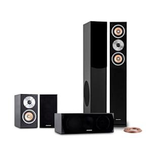Linie-500-WN 5.0 Sistema de sonido home cinema 350W RMS