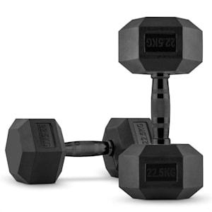 Hexbell pesas par 2 x 22,5 kg