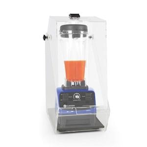 Herakles 3G, kék, asztali turmixgép, fedővel, 1500 W, 2,0 k, 2 liter, BPA-mentes