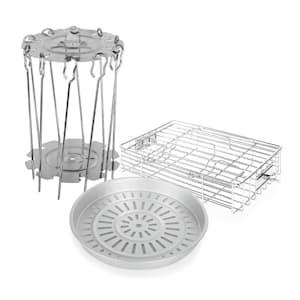VitAir kiegészítők, három részes készlet, nemesacél, alumínium öntvény