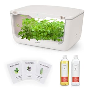 GrowIt Farm Kit de démarrage culture indoor Asie 28 plantes 48W 8L