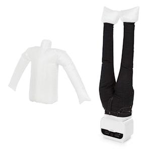 ShirtButler Pro automatisches Trocknersystem Hemd & Hose 1200 W 2-in-1 70 °C Timer weiß