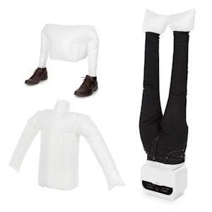 Klarstein ShirtButler Pro automatisch droogsysteem overhemd/broek/schoenen 1200 W