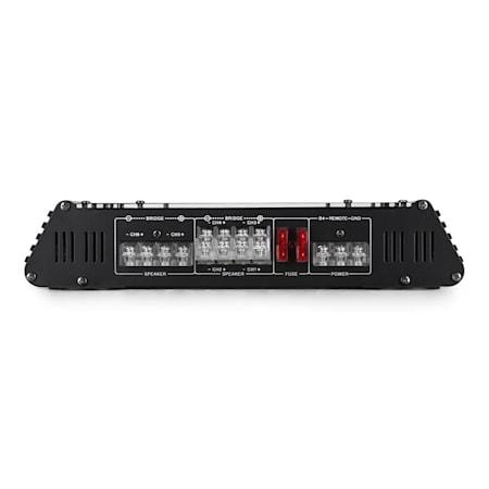 Amplificatore Finale Hi-Fi Auto 6 5 4 3 2 Canali Stereo 6000W Impianti Car Audio
