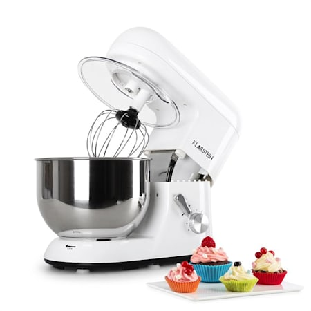 Bella Bianca Robot Da Cucina 1200w 5 Litri
