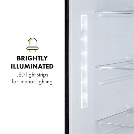 BigBoy XXL Kühlschrank Vollraumkühlschrank