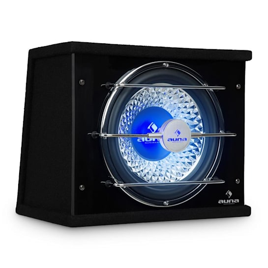 "12"" Subwoofer Bassbox 800 Watts with LED light effect"