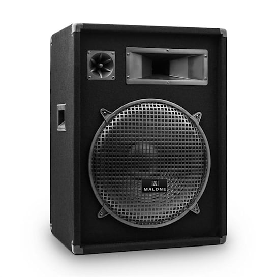 "PW-1522 3 Way Speaker 15"" 800W"