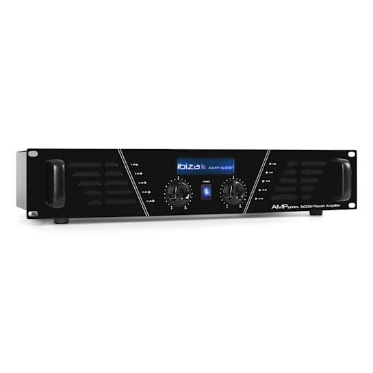 AMP-600 DJ PA Vahvistin 960W MOSFET