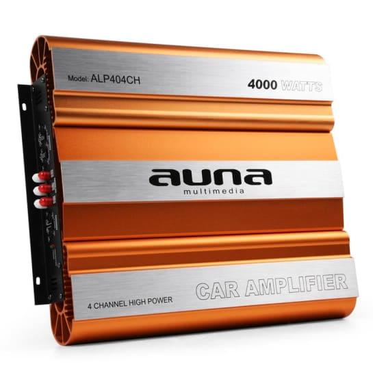 4-Channel MOSFET Car Hifi Amplifier - 4000W