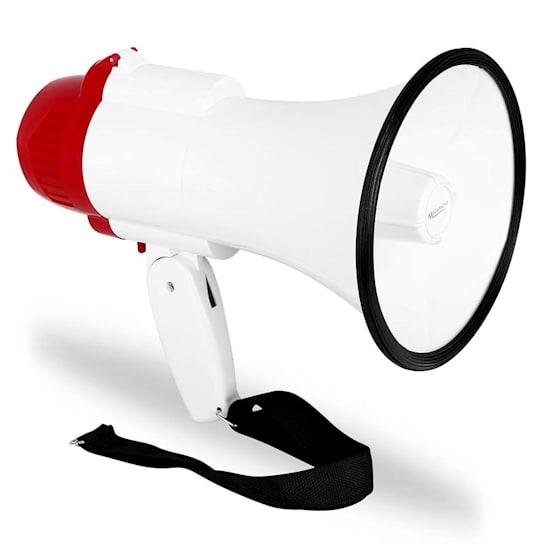 Bullhorn Megaphone Sports Loudspeaker Siren