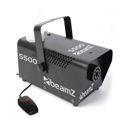 S500 Nebelmaschine 500W 50 m³/min mit 0,25 l Nebelfluid