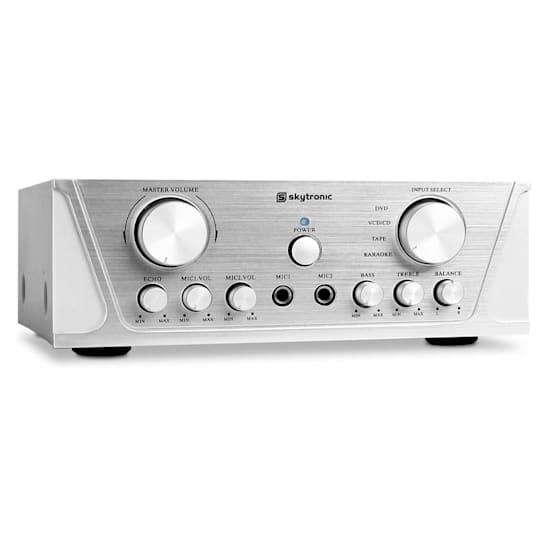Mini Hi-Fi Stereo Karaoke Amplifier
