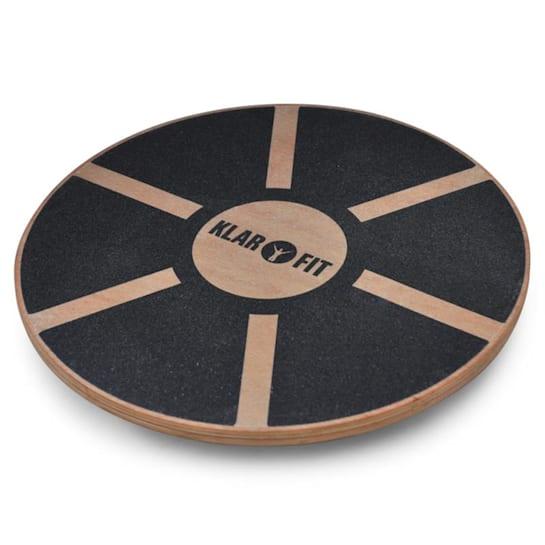 BRD2, balanční podložka, < 150 kg, průměr 37,5 cm, dřevo