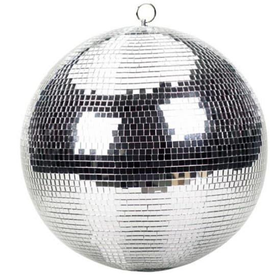 """Skytec 151.585 Bola de discoteca 30cm (12"""") espejos"""