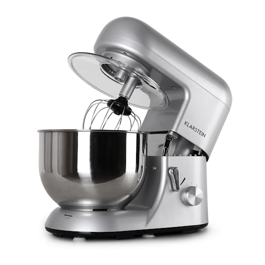 Bella Food Processor 2000 W / 2.7 PS 5 Litre Stainless Steel BPA-free